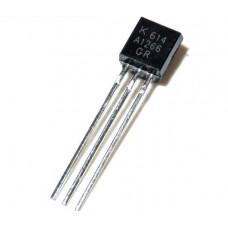 2SA1266 PNP General Purpose Transistor 50V 150mA TO-92 Package