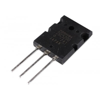 2SC5200 NPN Power Amplifier Transistor 230V 15A TO-3PL Package