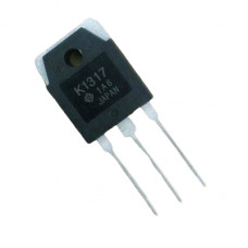 2SK1317 MOSFET - 1500V 2.5A N-Channel Power MOSFET TO-3P Package
