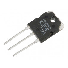 2SK2698 MOSFET - 500V 15A N-Channel Power MOSFET TO-3PN Package