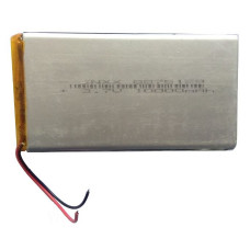 3.7V 10000mAH (Lithium Polymer) Lipo Rechargeable Battery Model SN-8875129