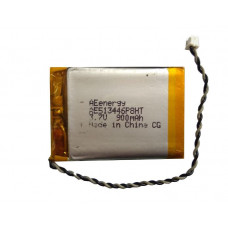 3.7V 900mAH (Lithium Polymer) Lipo Rechargeable Battery Model AE-513446