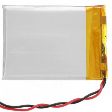 3.7V 630mAH (Lithium Polymer) Lipo Rechargeable Battery