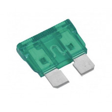 30 Amp Car Blade Fuse - 2 Pieces Pack
