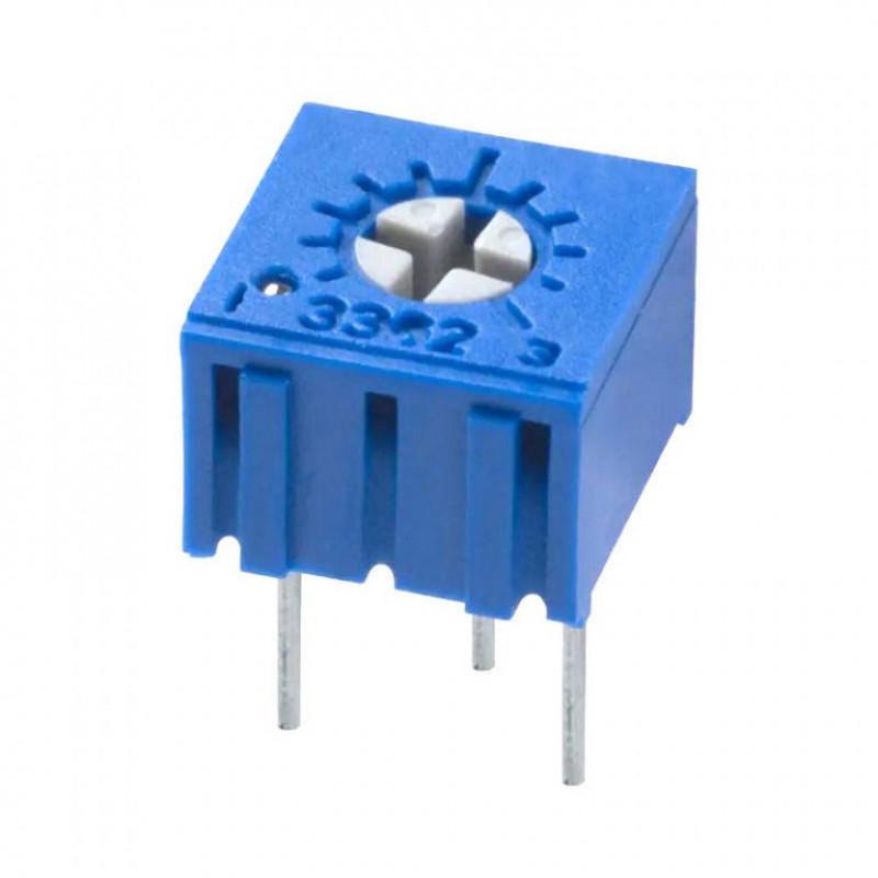 5 Pieces Potentiometer Trimmer Resistor variable 100 kohm
