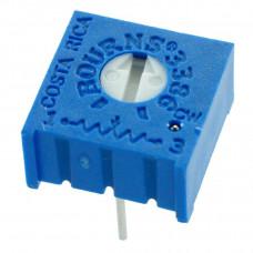 1k Ohm Variable Resistor (3386 Package) - Trimpot Trimmer Potentiometer