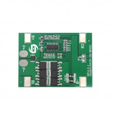 3S 20A 18650 Lithium Battery Protection Board