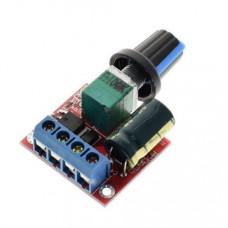 3V 6V 12V 24V 35V PWM 5A DC Motor Speed Regulator