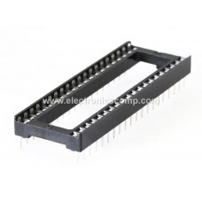 40 Pin IC Base (DIP) - 2 Pieces Pack