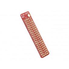 40 pin GPIO Reference Board For Raspberry Pi