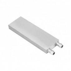 40x120 mm Aluminium Water Cooling Block Head