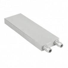 40x160 mm Aluminium Water Cooling Block Head