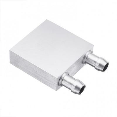 40x40 mm Aluminium Water Cooling Block Head