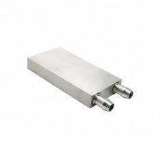 40x80 mm Aluminium Water Cooling Block Head
