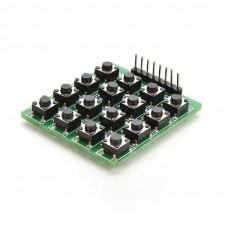 4x4 Matrix 16 Button Keypad Keyboard Module