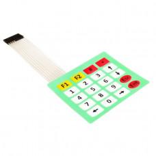 4x5 Matrix Array 20 Key Membrane Switch Keypad Keyboard For Arduino