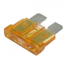 5 Amp Car Blade Fuse - 2 Pieces Pack