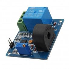 5A 12V Overcurrent Protection AC Current Detection Sensor Module