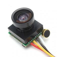600TVL 170 Degree Mini FPV AV Camera with Audio for Mini 200 250 300 Drone