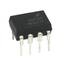 6N137 - High Speed Optocoupler