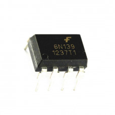 6N139 - High Speed Optocoupler