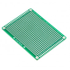 6x8 cm Double Sided Universal PCB Prototype Board