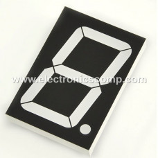 7 Segment Display - Common Anode - 2.3 inch Size