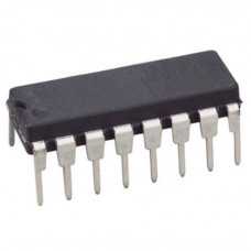 74HC174 Hex D-type Flip-Flop with Reset IC (74174 IC)  DIP-16 Package