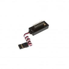 8 in 1 Throttle Calibration Hub for RC Multirotor ESC Speed Controller