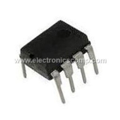 TL082 IC - JFET Input Operational Amplifier (Op-Amp) IC