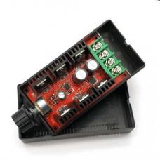 9-50V 2000W 40A DC Electronic Speeder PWM Motor Speed Controller 12/24/36/50V