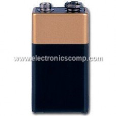 9V Rechargeable Battery - 300mAh