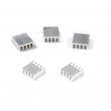 Aluminum Heatsink for A4988 DRV8825 Stepper Motor Driver - 5 Pieces Pack