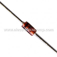6.2V Zener Diode - 500mW - 5 Pieces Pack