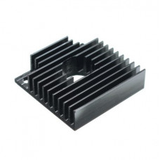 A Type Aluminium Heat Sink for MK7 MK8 Extruder