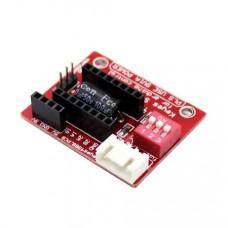 A4988 Stepper Motor Driver Controller Board - RED