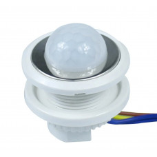 AC 220V PIR Detector Infrared Motion Sensor Switch With Adjustable Light Sensitivity and Time Delay