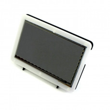 Acrylic Case for 18 cm (7 Inch) Display and Raspberry Pi