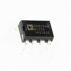 AD620 Low Power Instrumentation Amplifier IC DIP-8 Package