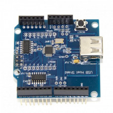 ADK USB Host Shield compatible with Arduino
