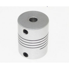 Aluminum Flexible Shaft Coupling 5mm x 5mm
