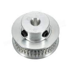 Aluminum GT2 Timing Pulley 40 Tooth 5mm Bore For 6mm Belt