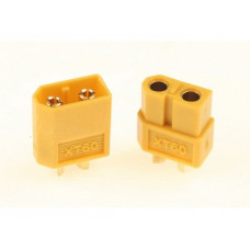 XT60 Male-Female Connector Pair for Lipo Battery