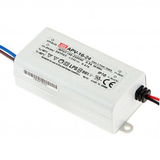 APV-16-24 Mean Well SMPS - 24V 0.67A 16.08W LED Power Supply