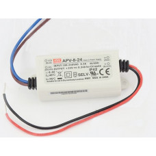APV-8-24 Mean Well SMPS - 24V 0.34A 8.16W LED Power Supply