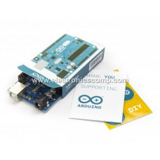 Arduino UNO R3 Original (Made in Italy) Development Board with Data Cable
