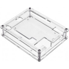 Transparent Acrylic Glossy Case Enclosure Box For Arduino Uno R3