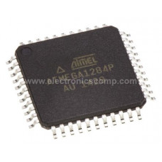 ATMEGA1284P - AU Microcontroller  - (SMD Package) - TQFP - 44 Pin Microcontroller