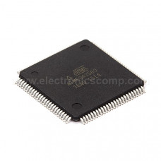 ATMEGA2560 - 16AU Microcontroller  - (SMD Package) - TQFP - 100 Pin Microcontroller
