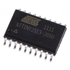 ATtiny2313 - SMD SOP-20 Package - 8-Bit AVR Microcontroller